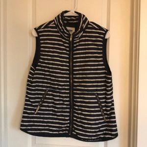 Striped Vest from Old Navy